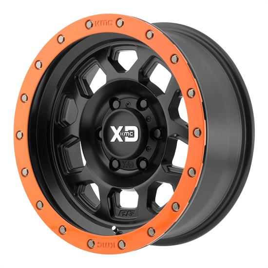 XD XD13279080712N RG2 Series Wheel, 17 x 9