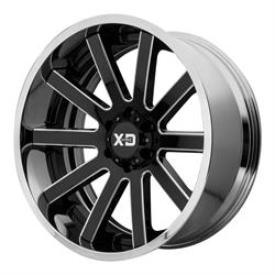 XD XD200-22108518NBC Heist Series Wheel, 22 x 10