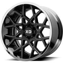 XD XD203-20108018NBC Chopstix Series Wheel, 20 x 10