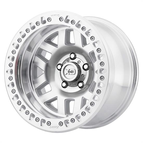 XD XD22979063538N Machete Crawl Series Wheel, 17 x 9