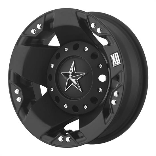 XD XD77566080794N Rockstar Series Wheel, 16 x 6