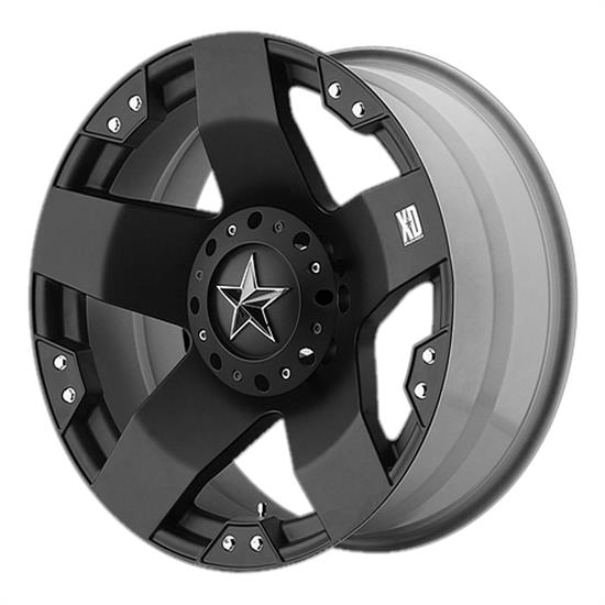 XD XD77589035300 Rockstar Series Wheel, 18 x 9