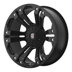 XD XD77829086735 Monster Series Wheel, 20 x 9