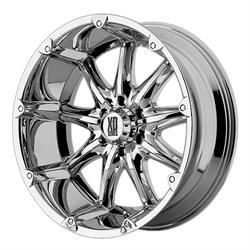 XD XD77929068212NA Badlands Series Wheel, 20 x 9