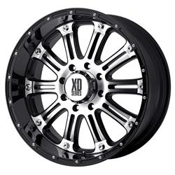 XD XD79529087818 Hoss Series Wheel, 20 x 9