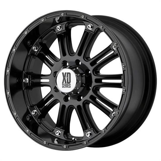 XD XD79579050312N Hoss Series Wheel, 17 x 9