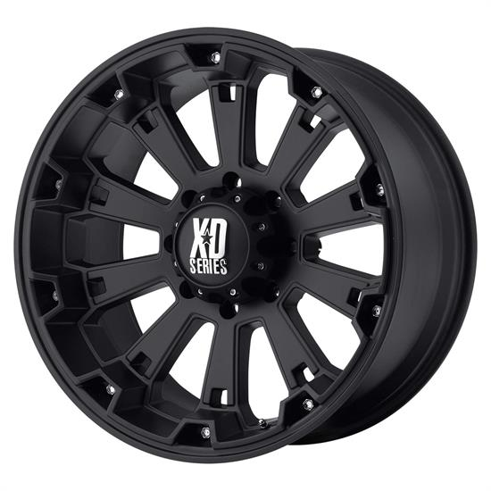 XD XD80029050700 Misfit Series Wheel, 20 x 9