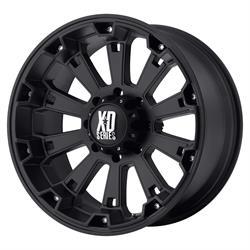 Isuzu Rodeo XD Misfit Series Wheels Parts - Free Shipping @ Speedway