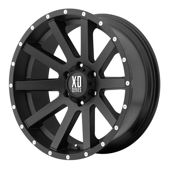 XD XD81889068730 Heist Series Wheel, 18 x 9