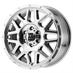 XD XD82021080224N Grenade Series Wheel, 20 x 10
