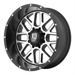 XD XD82078568500 Grenade Series Wheel, 17 x 8.5