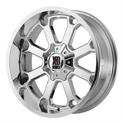 XD XD82521067224N Buck 25 Series Wheel, 20 x 10