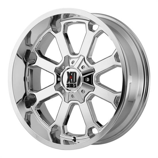 XD XD82522088218N Buck 25 Series Wheel, 22 x 10