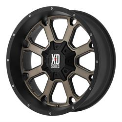 XD XD82529054730 Buck 25 Series Wheel, 20 x 9