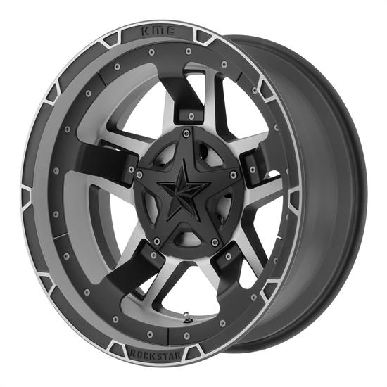 XD XD82721286544N RS3 Series Wheel, 20 x 12