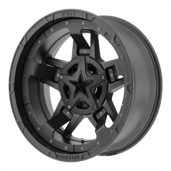 XD XD82779043712N RS3 Series Wheel, 17 x 9