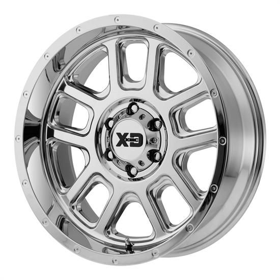 XD XD82829080200 Delta Series Wheel, 20 x 9