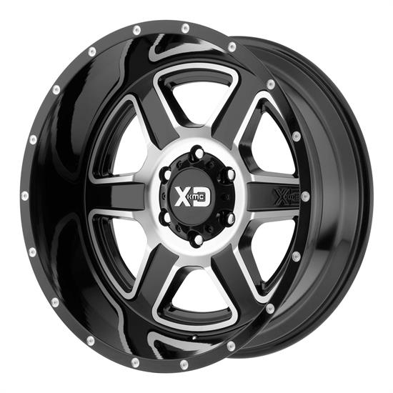 XD XD83229063512N Fusion Series Wheel, 20 x 9