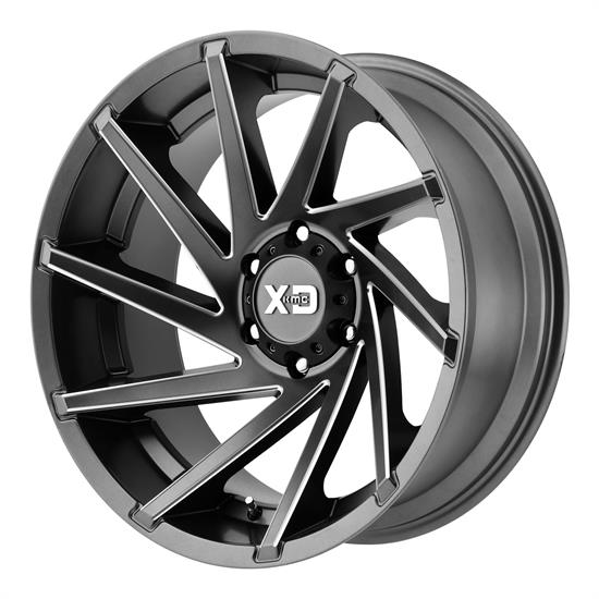 XD XD83429063400 Cyclone Series Wheel, 20 x 9