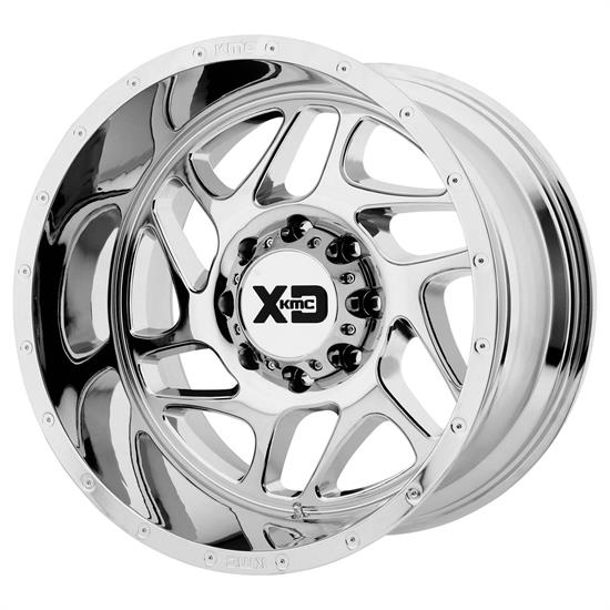 XD XD83621280244N Fury Series Wheel, 20 x 12