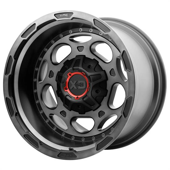 XD XD83729035918 Demodog Series Wheel, 20 x 9