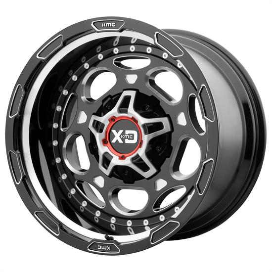 XD XD83729067300 Demodog Series Wheel, 20 x 9