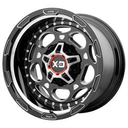 XD XD83729088318 Demodog Series Wheel, 20 x 9