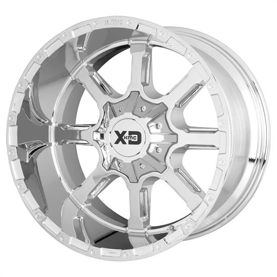 XD XD83821287244N Mammoth Series Wheel, 20 x 12