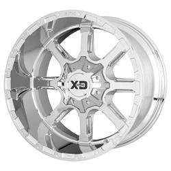 XD XD83829035200 Mammoth Series Wheel, 20 x 9