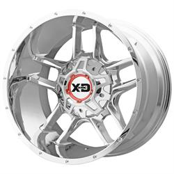 XD XD83929078218 Clamp Series Wheel, 20 x 9