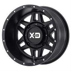 XD XS12847044735 Machete Series Wheel, 14 x 7