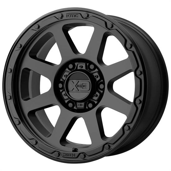 XD XD13479064718 Addict 2 Series Wheel, 17 x 9