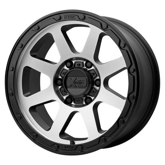 XD XD13479068518 Addict 2 Series Wheel, 17 x 9