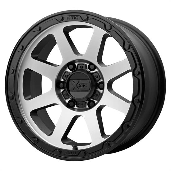 XD XD13479077518 Addict 2 Series Wheel, 17 x 9