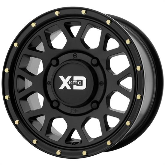 XD XS13541040700 Grenade Series Wheel, 14 x 10