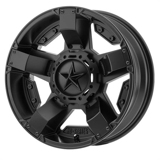 XD XS81187040700 RS2 Series Wheel, 18 x 7