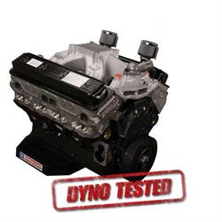 GM 88869604 CT400 GM-Sealed 604 Chevy Crate Engine, Dyno Tested