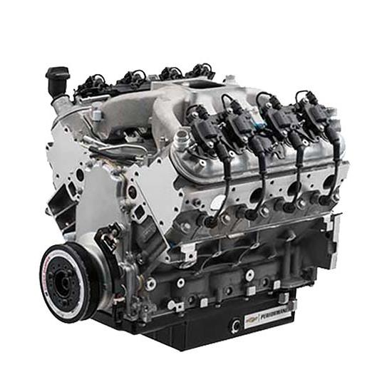Speedway Racing GM LS Circle Track Crate Engine, CT525 Dynoed