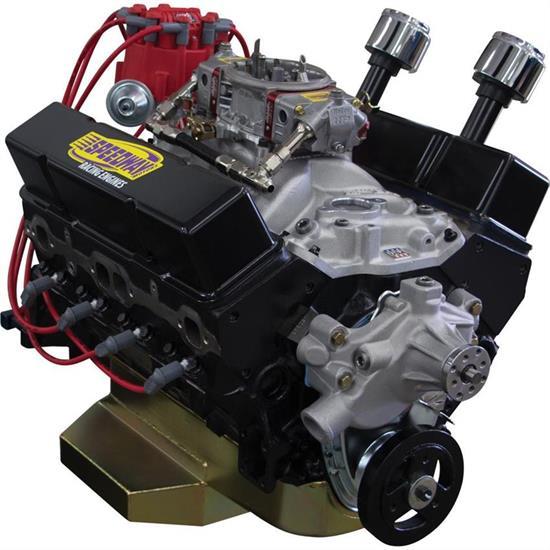 Speedway Sport Mod Chevy 360 Engine