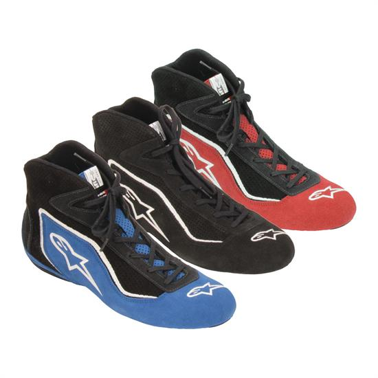 Alpinestar 2015 SP Midtop Leather Racing Shoes