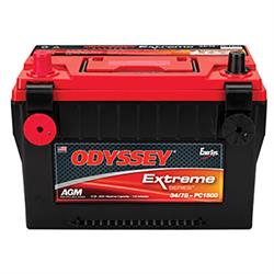 Odyssey Batteries 34/78-PC1500DT Extreme Series Battery, 850 CCA