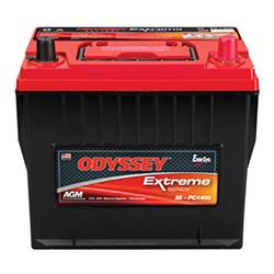 Odyssey Batteries 35-PC1400T Extreme Series Battery, 850 CCA