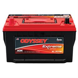 Odyssey Batteries 65-PC1750T Extreme Series Battery, 950 CCA