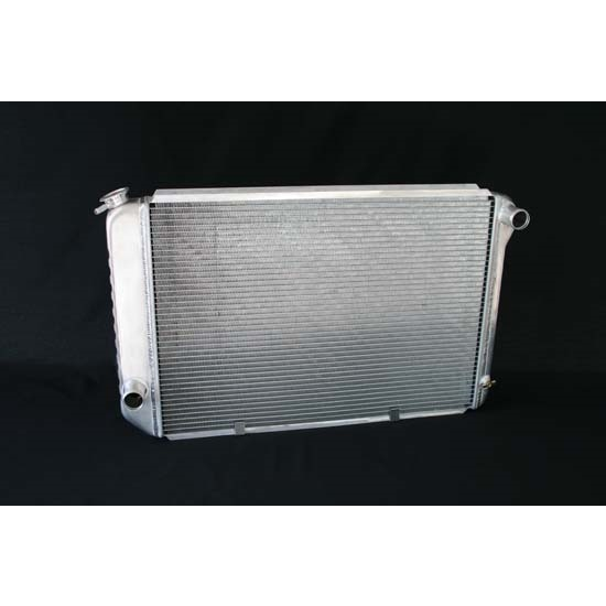 Dewitts 1138009M 1971-73 Mustang Direct Fit Radiator, Manual