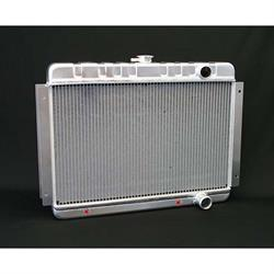 Dewitts 1139001A 1964-65 Chevelle SB/BB Direct Fit Radiator, Auto