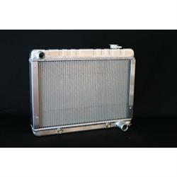 Dewitts 1139010A 1962-67 Nova/Chevy II Direct Fit Radiator, Automatic