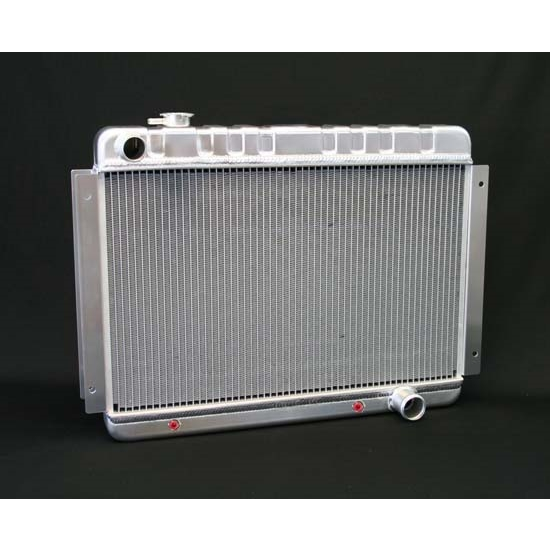 Dewitts 1139015A 1959-62 Impala Direct Fit Radiator, Automatic