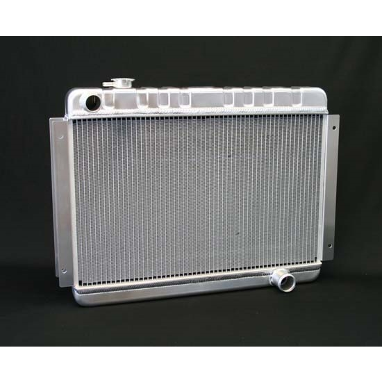Dewitts 1139016M 1963-70 Impala Direct Fit Radiator, Manual
