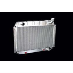 Dewitts 1139055A 1955-60 Corvette Direct Fit Radiator, Automatic