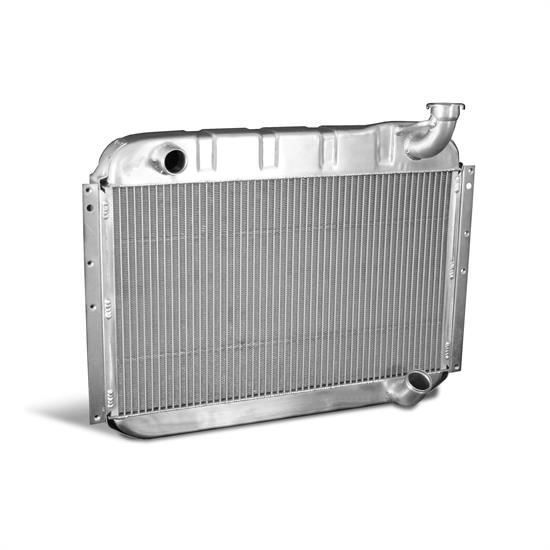 Dewitts 1139055M 1955-60 Corvette Direct Fit Radiator, Manual
